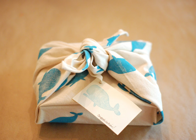 Оригинальная упаковка для подарка