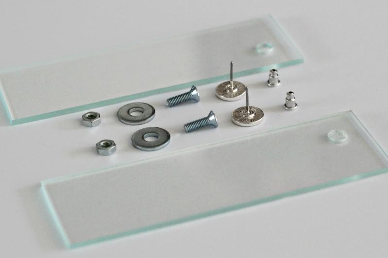 Материал для сережек