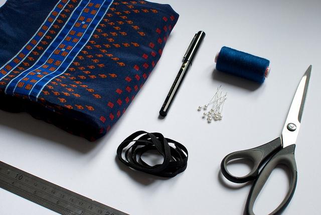Что нам понадобиться для шитья