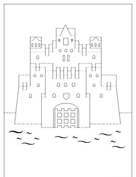 Две схемы pop up замков