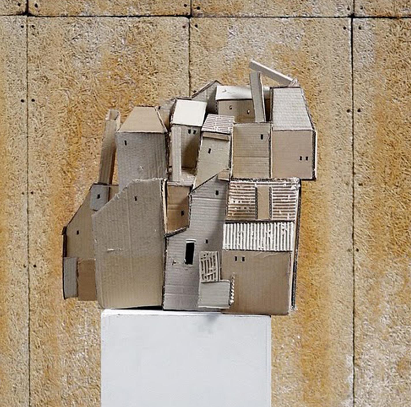 Домики из картона своими руками могут