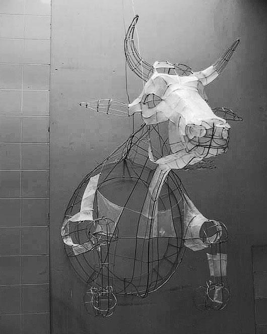 Как сделать каркас для скульптуры 323