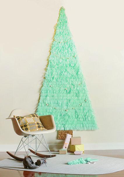 10Креативная елка своими руками