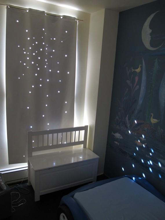 шторы для детской своими руками