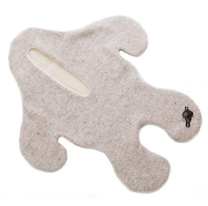 оригинальный халат - полотенце для детей можно сшить самим