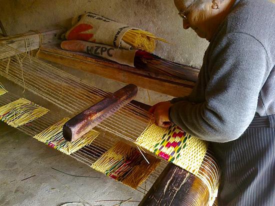 Плетение сумки-корзины своими руками