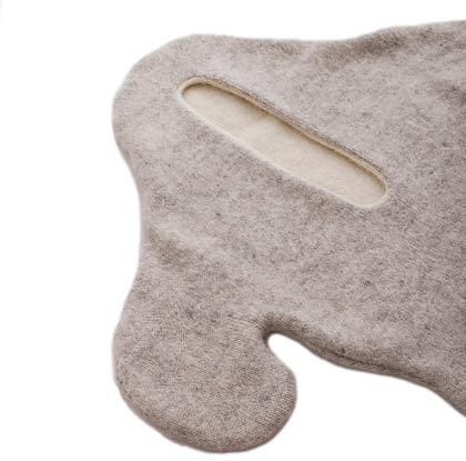 Выкройку детского халата можно составить самим