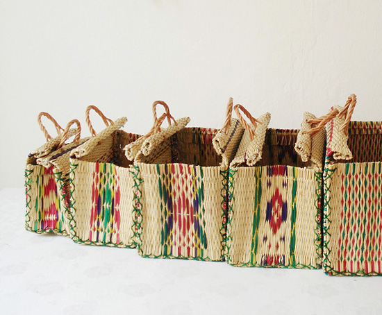 Сумки корзинки плетеные своими руками