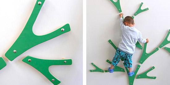 Детский спортивный уголок своими руками