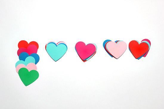 Валентинки сердечки своими руками