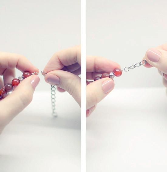 Пошаговый мастер класс как сделать браслет
