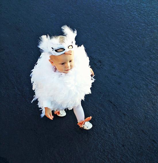 карнавальный костюм лебедя своими руками