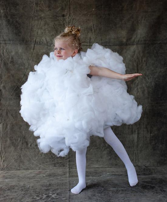 карнавальный костюм облачка