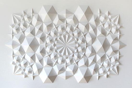многогранники из бумаги