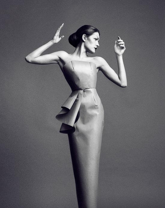 рукоделие платья из бумаги