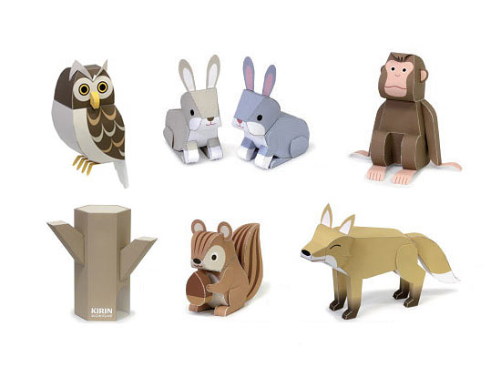 Схемы майнкрафт животных из бумаги