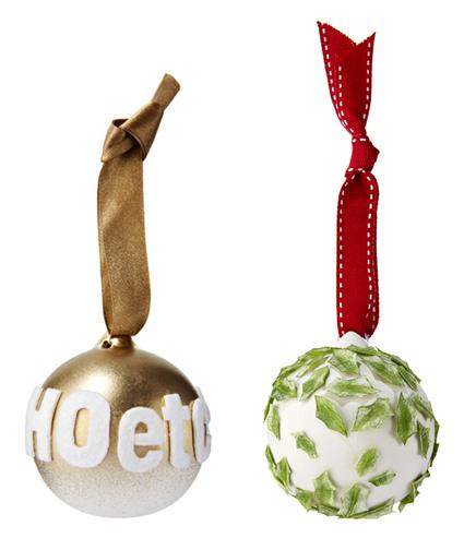 Елочные шары handmade