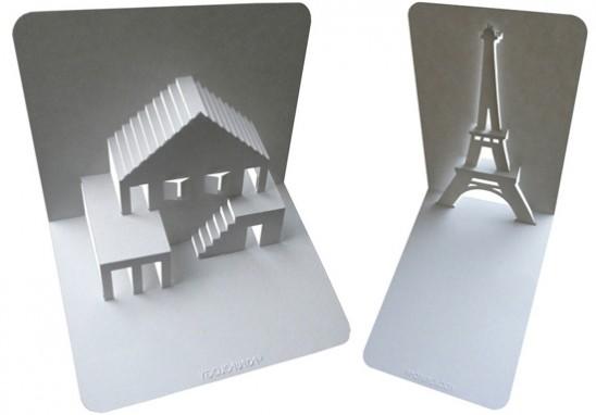 Схемы замок из бумаги своими руками фото 600