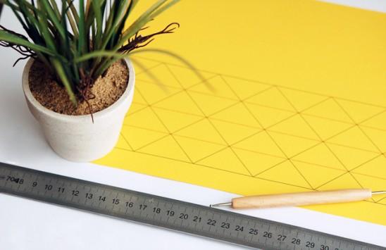Как сделать вазу из бумаги своими руками1