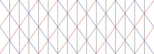 оригами схемы сгиба ромбов