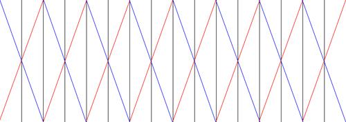 оригами схемы ромбов