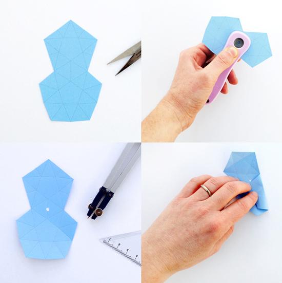 как делать звезду из бумаги