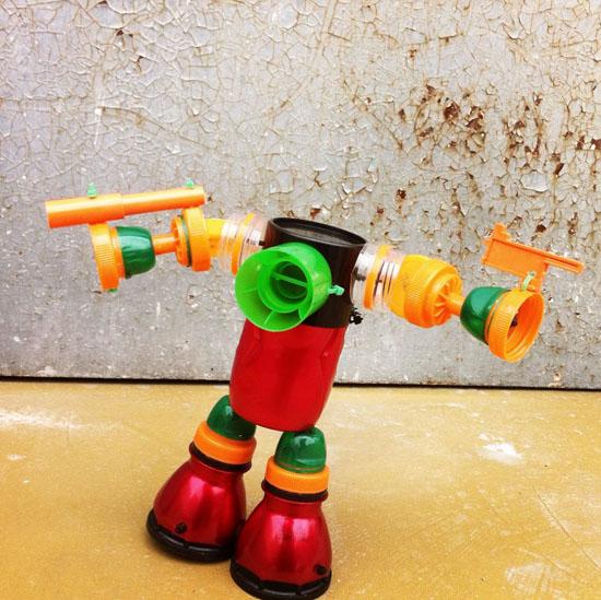 роботы своими руками