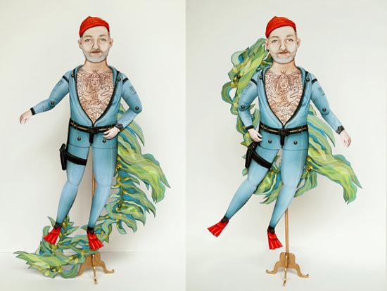 фото бумажных кукол