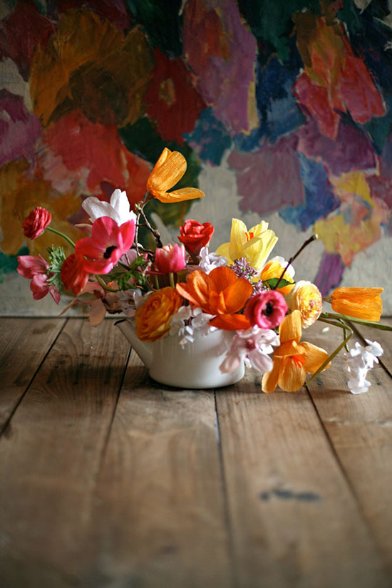 Флористические цветочные композиции
