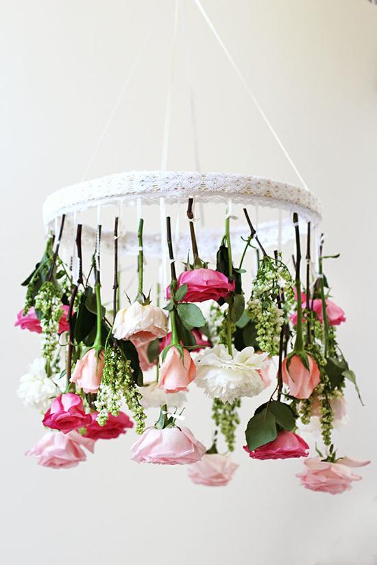 оформление праздника цветами